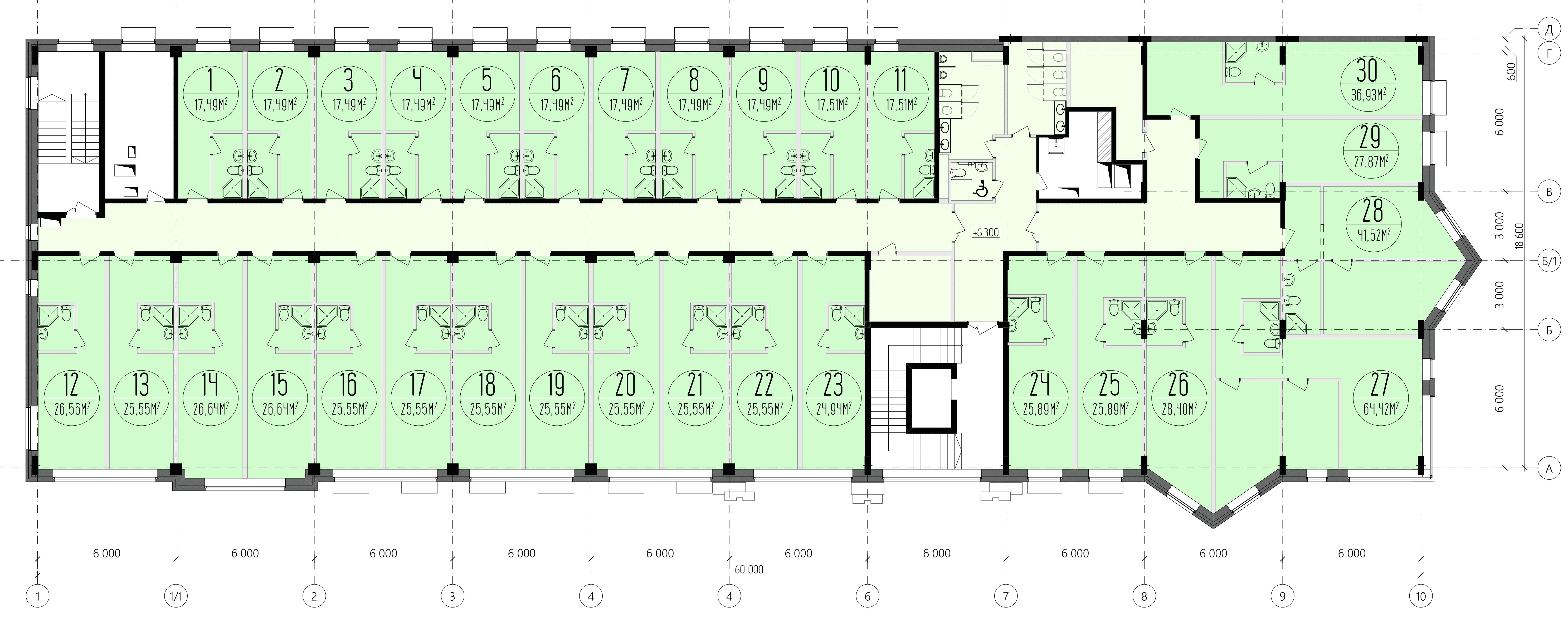 ДЛЯ УВЕЛИЧЕНИЯ НАЖМИТЕ НА СХЕМУ - Купить и арендовать коммерческие помещения и аренда недвижимости для бизнеса в Твери